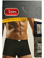 New Fashion Men's Cotton Underwear Health 4 Colour(2 Pcs/Box)