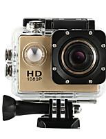 Sunplus W8 Accessori Kit / Sport cam 2 3MP / 5MP 640 x 480 30fps 20x ± 2EV CMOS 4 GB Formato H.264Coreano / Inglese / Tedesco / Italiano