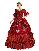Steampunk®Georgian High Quality Civil War Dress Victorian Vampire Theatre Halloween Costume