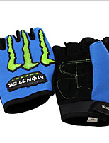 Winter And Summer Half-Finger Gloves Bike Riding Equipment MTB Ms. Motorcycle Riding Gloves Short Finger