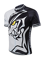 Sports® Cycling Jersey Men's Short Sleeve Breathable / Quick Dry / Sweat-wicking Bike Jersey Coolmax Classic Spring / Summer / Fall/Autumn