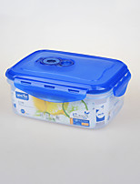 Food Grade Picnic Crisper Plastic Food Container
