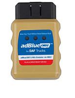 plug and play OBD ureum simulator adblueobd2 voor DAF Trucks