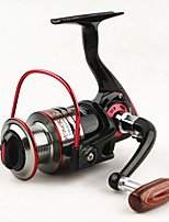 Spinning Reels 5.1/1 11 Ball Bearings Exchangable Spinning / Lure Fishing-MH1000-4000 YOMORES