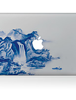 1 ед. Защита от царапин Прозрачный пластик Стикер для корпуса Мультфильмы ДляMacBook Pro 15 '' с Retina / MacBook Pro 15 '' / MacBook Pro