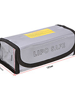 1pcs Lipo Battery Safety Bag Lipo Battery Guard Bag Charge Sack Battery Protection Bag for LiPo Battery 185*75*60mm