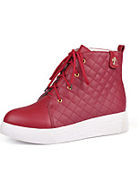 Women's Shoes  Platform / Fashion Boots Boots Outdoor / Office & Career / Casual Platform OthersBlue /  &L8-1