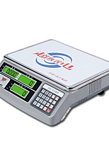 escala de conteo electrónico 0.1g / 1g / 3 kg / 30 kg escalas puntuales industriales (la venta de 15 kg / 0,5 g de tres ventanas escala de