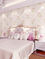 Chinese Vintage Flower Wallpaper For Walls 3 D Bedroom Living Room Decor Classic Floral Wall Paper