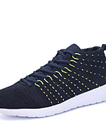 Men's Shoes Office & Career / Athletic / Casual Fashion Sneakers Black / Blue /Grey