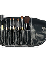 7Pcs Sets Makeup Brush Sets Animal Portable Suit