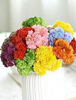Hi-Q 1Pc Decorative Flower Plants Wedding Home Table Decoration Artificial Flowers