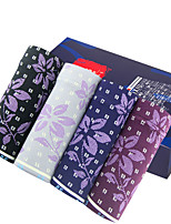 New Fashion Men's Cotton Underwear Health 2 Colour(4 Pcs/Box)