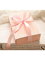 Underwear Empty Ribbon Box Pink Underwear Box