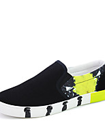 Men's Fashion Trend Camouflage Breathable Slip-on Shoes for Casual Lazy Shoes for Students