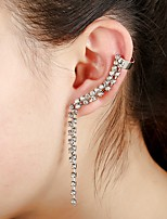 Earring Others Jewelry Women Sexy / Fashion / Bohemia Style / Punk Style / Hip-Hop Wedding / Party / Daily / Casual Alloy 1pcGold /