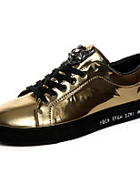 Men's Shoes Casual Fabric Fashion Sneakers NMD Running Shoes Black / Blue / Gold/Sliver