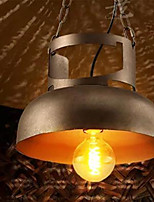 Vintage Chandelier Iron Gas tank Creative Personality Aisle Chandelier