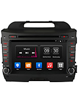 Ownice C300 8 Inch 1024*600 Quad Core Android 4.4 Car Dvd Player GPS for Kia Sportage