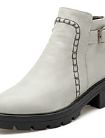 Women's Boots Spring / Summer / Fall / Winter Platform / Fashion Boots / Round Toe / Office & Career /