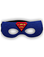 Girls / Boys Cartoon Hero / Halloween Mask, All Seasons Polyester Blue