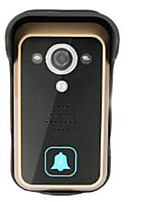 Wireless Video Intercom Went Three Intercom Doorbell