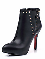 Women's Boots Fall/Platform/Snow Boots/Fashion Boots/Motorcycle Boots/Bootie / Gladiator / Basic Pump / Comfort /