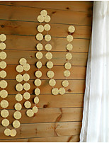 Accesorios del partido Accesorios para Disfraz Papel duro Cumpleaños tema rústico Other Sin personalizar Papel duro Multicolor1Piezas /