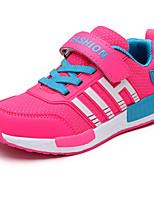 Mädchen-Sneaker-Sportlich-Lackleder-Flacher Absatz-Komfort-Rot