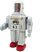 Игрушка новизны / Логические игрушки / Обучающие игрушки / Игрушка с заводом Игрушка новизны / / Космический корабль / Робот Металл