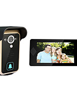 Intelligent Visual Speaker-phone 7 Inch hd The Doorbell