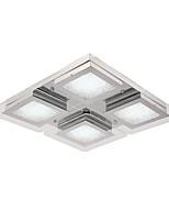 5 Montagem do Fluxo ,  Contemprâneo Cromado Característica for LED Vidro Sala de Estar / Quarto / Quarto de Estudo/Escritório