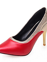 Women's Shoes Stiletto Heel Pointed Toe Sparkling Glitter Pump More Color Available