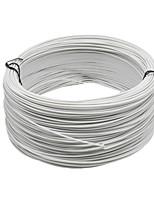 Plastic Galvanized Wire Rope (100 Meters Each Volume)