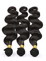 7A Brazilian Virgin Hair Body Wave 3 Bundles Unprocessed Human Hair