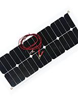 ZDM® 30W 12V Output 1.6A Monocrystalline Silicon Solar Panel(DC12-18V)