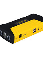 Automobile Portable Source Starting Power Supply (Random Color)