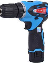 Power Lithium Battery Cordless Drill(Plug-in AC - 220V - 168W)