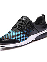 Men's Sneakers Spring / Summer / Fall / Winter Comfort PU Athletic Flat Heel Others Black / Blue / Red Sneaker