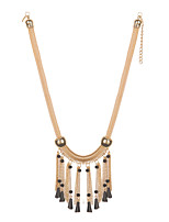 LGSP Necklace Pendant Necklaces Jewelry Golden Alloy Casual 1pc Gift