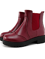 Women's Shoes  Platform / Fashion Boots Boots Outdoor / Office & Career / Casual Platform OthersBlack /  &7206