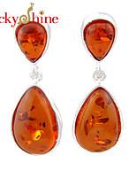 Boucle Forme Géométrique Boucles d'oreille goujon / Boucles d'oreille goutte Bijoux 1 paire ModeMariage / Soirée / Quotidien /