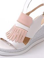 Women's Sandals Spring / Summer / Fall Platform / Sandals / Gladiator Party & Evening / Dress / Casual Wedge HeelBuckle