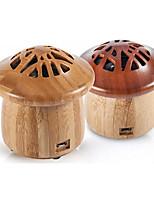 Mushroom Bluetooth speaker wooden Mini Bluetooth stereo car audio