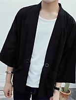 DMI™ Men's Lapel Solid Casual Jacket