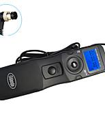 sidande® 7104 lcd Zeitraffer intervalometer Fernbedienung Timer Auslöser für Nikon D800 / D700 / D300