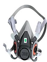 una combinación de máscaras de gas de dióxido de azufre máscara protectora contra vapores orgánicos pequeño, ligero, fácil desaparecer