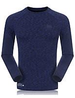 Running Sweatshirt Men's Long Sleeve Breathable / Quick Dry / Sweat-wicking /