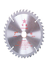 Electric Circular Saw Blade Machine / Cutting Disc 7 Inch 40 Teeth