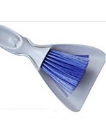 Multifunction Car Seat Vent Cleaning Brush With Sweeping Bucket
